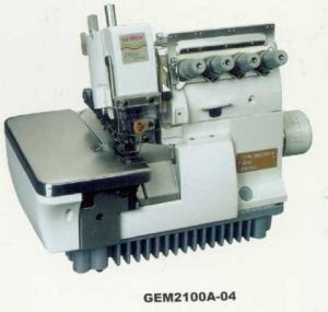 gemsy industrial serger,copy of pegasus serger,gemsy industrial overlock, Jiasew by Gemsy G2100A-04  4Thread  Super High Speed Overlock Serger Machine with Unassembled Table, Stand and 1/2 HP Motor, Jiasew Gemsy G2100A-04  4 Thread Super High Speed Overlock Serger Machine, 4mm Width, 5.5mm Foot Lift, Unassembled Power Stand, 6500SPM, 100 Needles