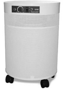 "Airpura, UV600, Air Purifier, Cleaner, UV, Germicidal Light, 17"", 40' HEPA Filters, 99.97%, Microorganisms Filtration, 18 Lbs, Carbon, 2000' Every 30 Minutes"