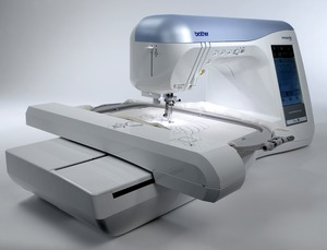 "Brother , NV1500D, Innov-is, babylock esante bln, Brother, NV1500D, 391 Stitch, Sewing, 6x10"" Embroidery, Machine, 151 Designs, 91 Disney, 10 Fonts, 8 Monograms, USB,Cable, ,Card Ports, Auto Trim, Knee Lift, PED-Basic, ( BLN), Brother NV1500D with 8 Freebies* 391 Stitch Sewing 6x10"" Embroidery Mach 151Designs 91Disney 10Alpha 8Monograms USBCable AutoTrim KneeLift"