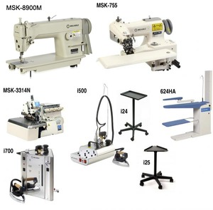 Reliable, Alterations, Dressmaking,Commercial, Power Stand, MSK8900M, MSK755 BlindStitch, MSK3314 Serger, i500 Iron, Stands, I700 Boiler, 624HA Board