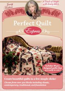 Jenny Haskins Perfect Quilt Express Quilting Software