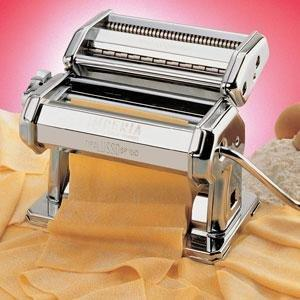 Cucina Pro 150, Imperia, Home Pasta, Machine, 6&quot; Wide Roller, Double Cutter for Spaghetti