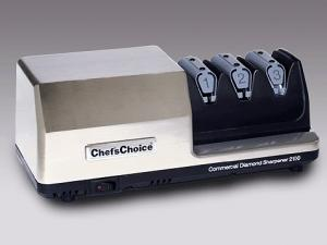 Chef'sChoice 2100 Commercial Diamond Hone 3-Stage Sharpener
