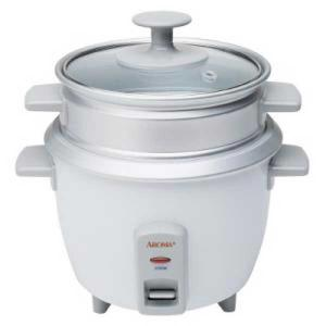 Aroma ARC-733-1G Pot Style Cooker with Steam Tray