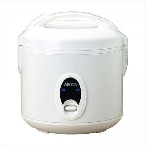 Aroma ARC-914B 4 Cup Cool Touch Rice Cooker with Black Control Panel