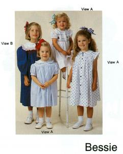 Childrens Corner Bessie  Pattern