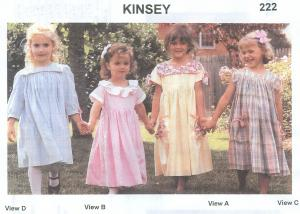 Childrens Corner Kinsey Pattern