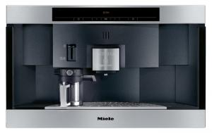 Miele, CVA2662, CVA2662SS, Coffee System, 20/5, Nespresso, Capsule, Counter Top, Hanging, Built-in, Swing Side Door, Auto Rinse, GERMANY