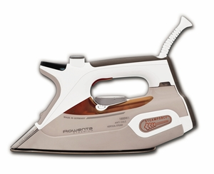 Rowenta, DW9080, Steamium, Steam Iron, Pumps, 30% More, into Fibers, 400 Hole Soleplate, Maximum Diffusion, Auto, 0-50 grams, Steam, & Temperature, Adjustment, by Fabric, -  DW9080