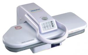 Ricoma, PSP-2001BNH, 26x11, Steam, Ironing, Press, 1350W, Auto Shut-off, 330F, 300ml Tank, Digital Temp Control