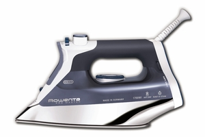 Rowenta DW8080 Pro Master Steam Iron, Auto-off, 7ft Cord, Vertical Steam, Variable Steam, AntiDrip, SelfClean, 12.7oz Tank