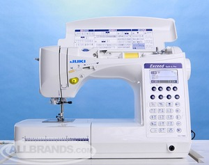 hzlf400, hzl f400, Juki HZL-F400 Exceed  Demo, 10Yr Extended Warranty* 157Stitch FullSize Computer Sewing Machine, 16x1-Step buttonholes, 3 Font, Box Feed, Knee Lever,