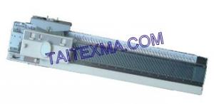Taitexma TR850 (Brother KR850) Ribber Ribbing Attachment for TH868 Punchcard Knitting Machine, Requires Metal or Wood Table for Knitted Fabric Feeding