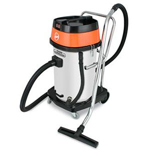 "Hoover, CH84000, Ground Command, Commercial, Wet Dry, Vacuum Cleaner, 20 Gallons, Wheels, Dual 1.33HP Motors, 1000W, 225 CFM, 78"" Lift, 50' Cord, 10' Hose, Cloth Filter"