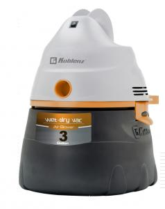 Koblenz, WD354K2GUS, Wet Dry, Bagless, Canister Vacuum Cleaner, &amp; Air Blower, 3 Gallon, 18' Cord, 6' Hose, Floor, Squeege, Pick Up, Tools, Inflator Nozzles, Shoulder Strap, Koblenz WD-360K2 Wet Dry Bagless Canister Vacuum Cleaner &amp; Air Blower, 3Gal 18'Cord 6'Hose FloorSqueege PickUpTools InflatorNozzles ShoulderStrap 5Lbs