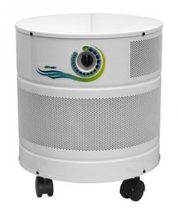 AllerAir AirMedic D MCS Air Purifier, 3 Speed, 400 CFM, 50-75db, 8ft Cord, 25lb Carbon Filter