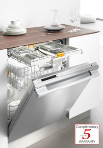 Miele G 5975 SCSF Futura Diamond  Dishwasher