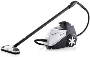 Reliable Brio, Steam Cleaner, Reliable, Enviromate, BRIO, eb250, Steam Cleaner, 12 Amp, 1.35 Liter, Aluminum Tank, 21 Tools, 6.5' Hose, 19' Cord, Adjustable Pressure, Micro Switch, 5 Minute Heat, Pressure Gauge, 12 Lb