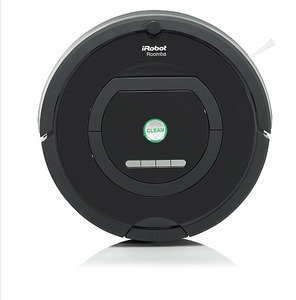 iRobot Roomba 780 Vacuum Cleaner HEPA Cleaning Robot, Full Dirt Bin ID