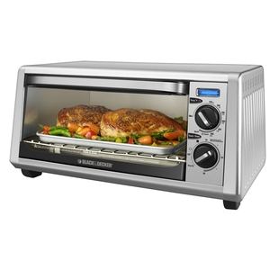 In Stock Black & Decker® TO1430S Countertop Toaster Oven