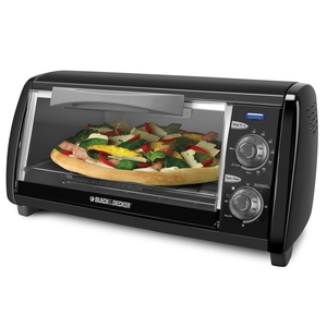 In Stock Black & Decker® TO1420B Countertop Toaster Oven