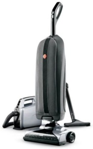 Hoover, UH30010COM, Platinum Collection, Lightweight, Bagged, Upright, Vacuum Cleaner, Canister, HEPA, WindTunnel
