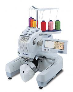 "babylock em6, babylock embroidery professional, em6 embroidery, em6 embroidery machine, Brother PR 600 II  6-Needle, 8x12"" Embroidery & Hat Machine (likeBabylock EMP6 PR600)  with Light, Larger Screen the size of NZ4000D & USB Host Port"