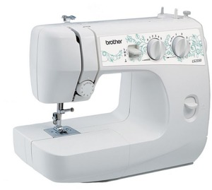 Brother LS2250PRW, Brother LS2300PRW,  LS2350, Project Runway, 20 Straight Stitch, Zigzag, Lightweight, Sewing Machine, Variable Stitch Width, Length, Reverse, 3,Needle Positions,  Metal Bobbin Case,15Lbs
