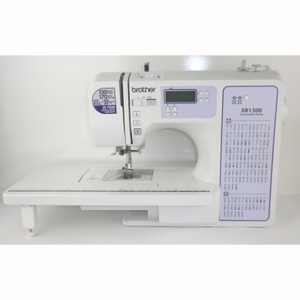 Brother RXR1300 130 Stitch Computer Sewing Machine, 8 Buttonholes