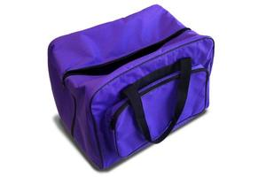 "Brother SA8501, GHI-TMB, Allbrands 01 Tote in purple. Soft Zippered, Tote Bag, Oversized Carrying Case, & Side Pocket  for Sewing, Quilting, Embroidery, Serger, Blindhem, Machines, - Brother SA8501, SA8501 Zip Tote Bag Carry Case Oversized 17x13x7"" SidePocket, Sew Quilt Emb Serg Machines, Brother Babylock Elna Janome Juki Pfaff Singer Viking White, SA8501 BlueFig Deluxe Tote Bag Carry Case, Oversize 17x13x12"" ZipTop Sew Quilt Emb Serg Machines Brother Babylock Elna Janome Juki Singer Viking Pfaff"