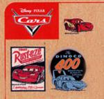 "Disney/Pixar SA323D "" Cars"" Embroidery Card FOR BROTHER DISNEY MACHINES ONLY"