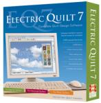 Electric Quilt, Electric Quilt EQ7, Complete, Quilt Design, Software, Library, Sketch Book, Note Cards, Search for Blocks, Fabrics, Layout, Photos, Thread Library